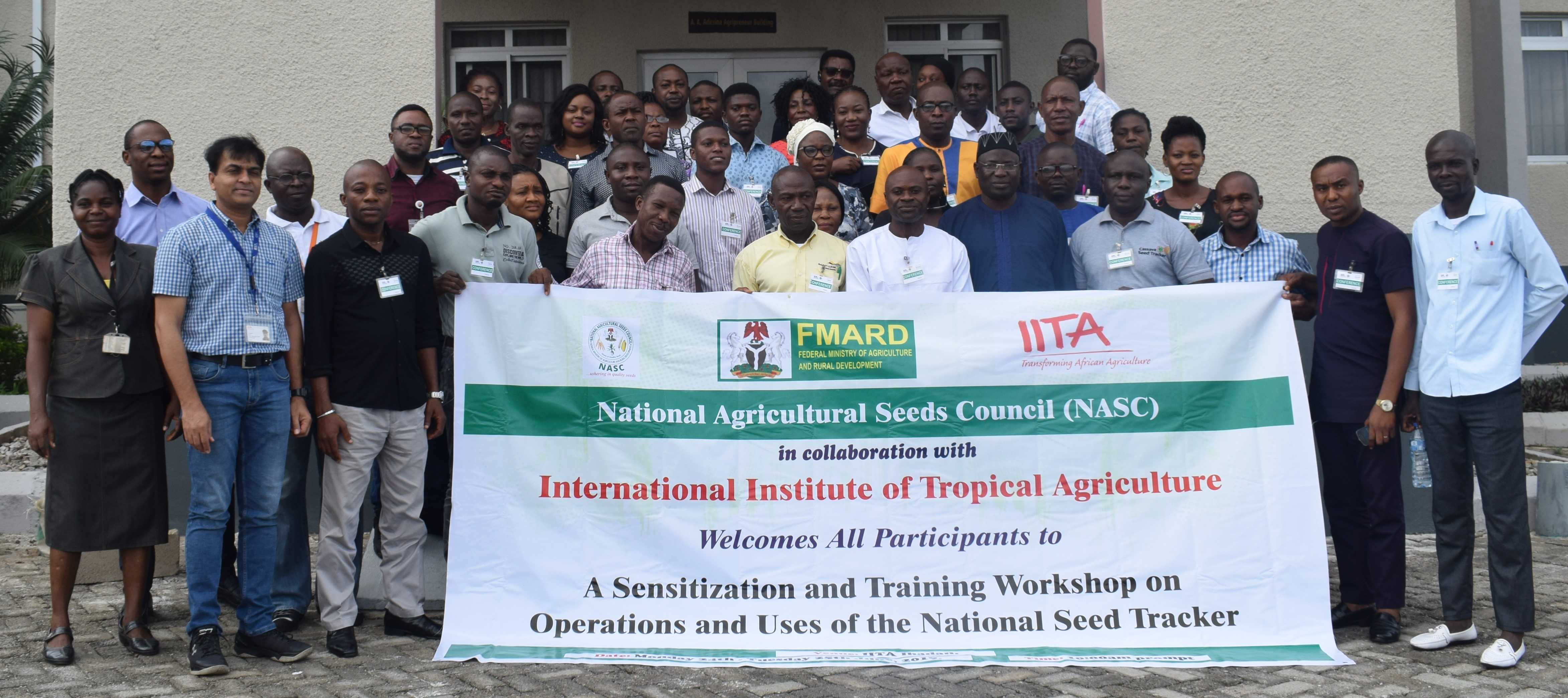 National Agricultural Seed Council | Seed Producers